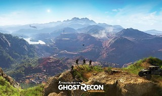 Anunciado Ghost Recon Wildlands