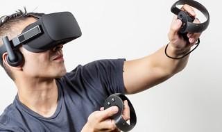 Presentado el diseño final de Oculus Rift y su controlador, Oculus Touch