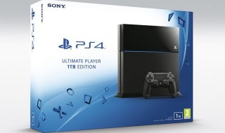 El 15 de julio se pone a la venta la PS4 1TB Ultimate Player Edition