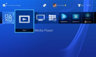 PS4 recibe por fin su reproductor multimedia compatible con MKV, AVI o MP3