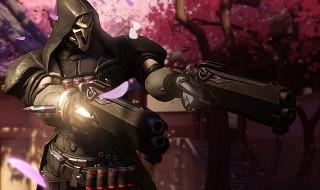 Reaper, otro de los personajes de Overwatch