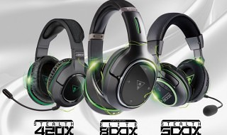 Turtle Beach presenta su nueva gama de auriculares y el dispositivo HyperSound Clear