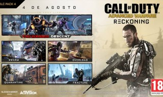 Reckoning, el último DLC de Call of Duty: Advanced Warfare