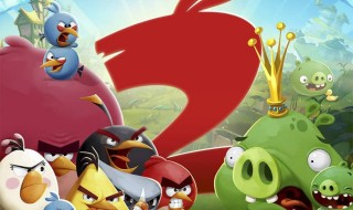 Ya disponible Angry Birds 2