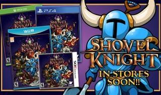 Shovel Knight tendrá edición física a partir del 16 de octubre