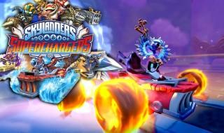 El multijugador online competitivo y cooperativo de Skylanders SuperChargers