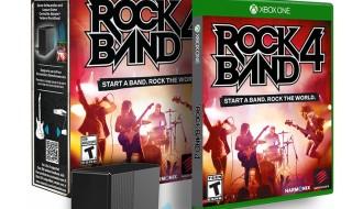 Rock Band 4 será compatible con la mayoría de instrumentos de PS3 y Xbox 360