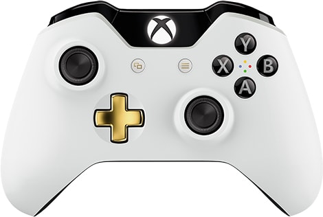 xbox one blanco lunar