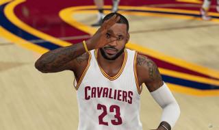 Los 10 mejores jugadores de NBA 2K16