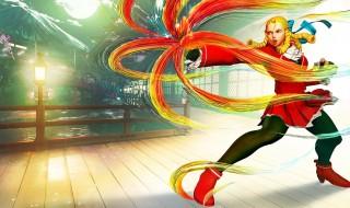 Karin también estará en Street Fighter V
