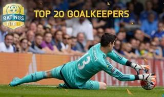 Los jugadores más rápidos y los mejores porteros de FIFA 16