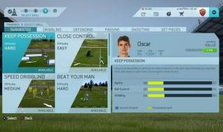 Las novedades en el modo carrera de FIFA 16