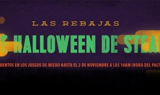 Empiezan las rebajas de Halloween en Steam
