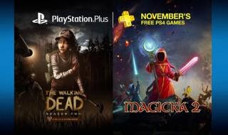 Estos son los juegos de Playstation Plus para noviembre