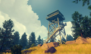 Firewatch llegará en febrero de 2016 a PS4 y PC