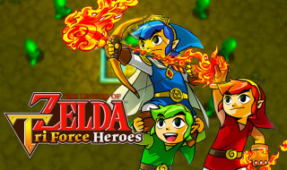 Las notas de The Legend of Zelda: Tri Force Heroes en las reviews de la prensa