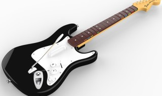 Fender Stratocaster, la guitarra de Mad Catz para Rock Band 4, ya a la venta por separado
