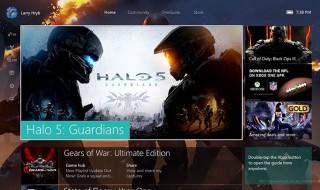 Varias de las novedades del nuevo dashboard de Xbox One, en vídeo