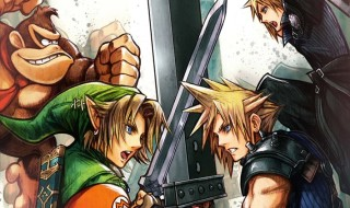 Cloud, Corrin y Bayonetta llegan a Super Smash Bros.