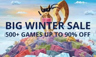 Empiezan las rebajas de invierno en GOG