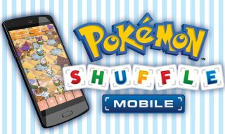 Ya disponible Pokémon Shuffle Mobile para iOS y Android