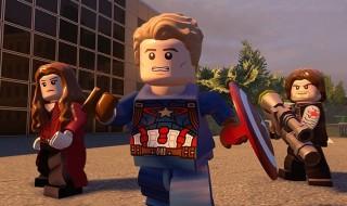 Anunciados los DLCs de Capitán América: Civil War y Ant-Man para LEGO Marvel Vengadores
