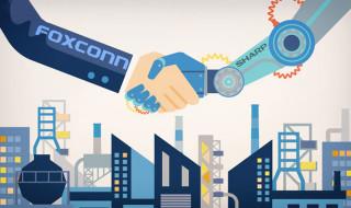 Foxconn ha comprado Sharp por 6200 millones de dólares
