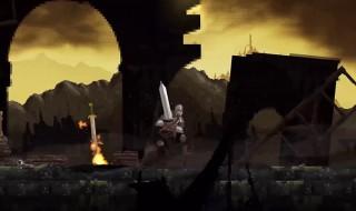 Slashy Souls, un juego para móviles inspirado en Dark Souls
