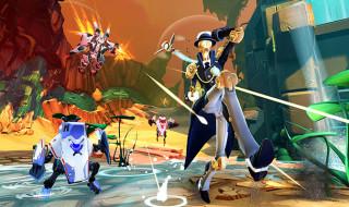 Echando cuentas, primer capítulo del comic animado de Battleborn