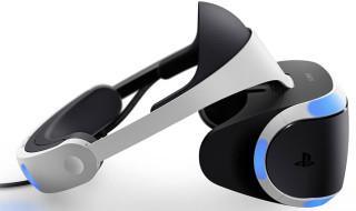 Playstation VR a la venta en octubre por 399 euros