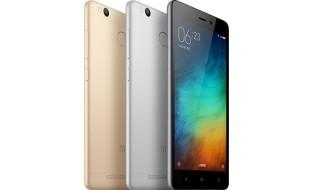 Xiaomi presenta el Redmi 3 Pro