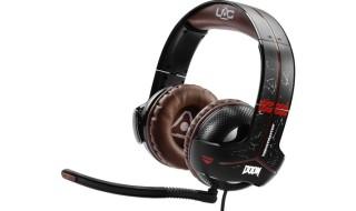Thrustmaster presenta los nuevos auriculares Y-350X inspirados en DOOM