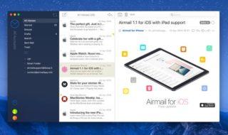 Airmail se actualiza en Mac a su versión 3.0