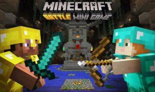 La versión para consolas de Minecraft recibirá minijuegos a partir de junio