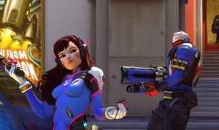 Héroe, nuevo corto animado de Overwatch