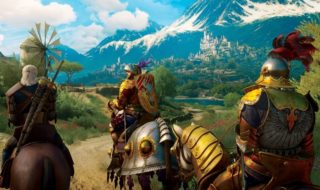Blood & Wine disponible para The Witcher 3: Wild Hunt el 31 de mayo