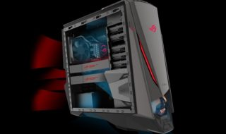 GT51CA, el nuevo PC de sobremesa de Asus enfocado al gaming