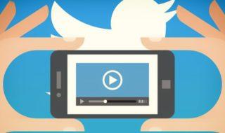 Twitter sigue apostando fuerte por el vídeo con nuevas funcionalidades