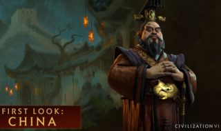 Qin Shi Huang liderará a China en Civilization VI