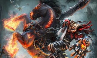 Darksiders Warmastered Edition llegará en octubre a PS4, Xbox One, PC y Wii U