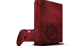 Habrá edición especial de Xbox One S inspirada en Gears of War 4