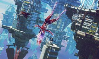 Gravity Rush 2 ya tiene fecha de lanzamiento: 30 de noviembre