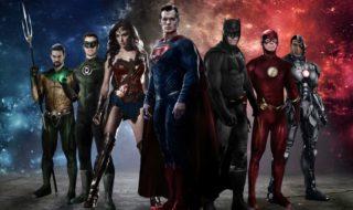 Nuevo trailer de La Liga de la Justicia desde la Comic-Con