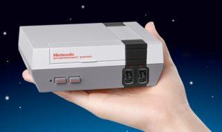 La Nintendo Classic Mini NES tirará de nostalgia a partir de noviembre