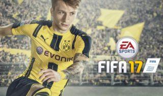 Marcos Reus, portada de FIFA 17