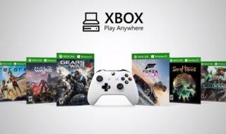 Xbox Play Anywhere echará a andar el 13 de septiembre
