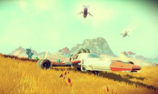 Las notas de No Man's Sky en las reviews de la prensa