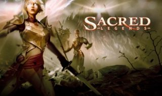 Ya disponible Sacred Legends para iOS y Android