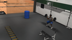 12 - Weight Room