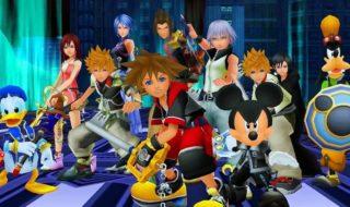 Kingdom Hearts HD 2.8 Final Chapter Prologue se retrasa
